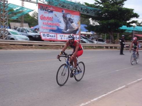 Myydi x 1st Thailand Triathlon Championships 2010